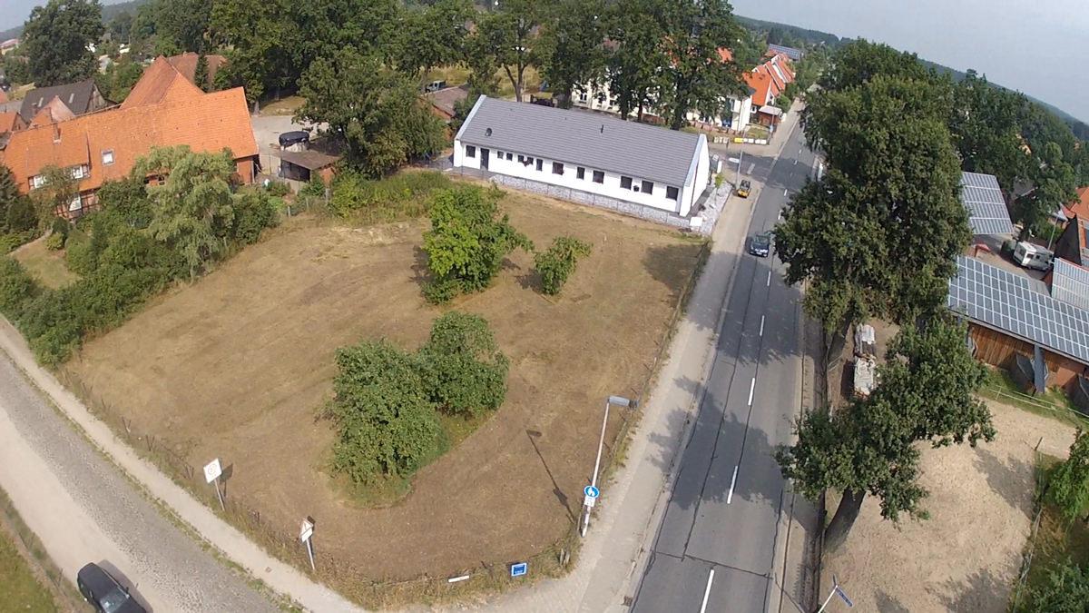 Bauplatz in Alt Groß-Hehlen für gewerbliche Nutzung