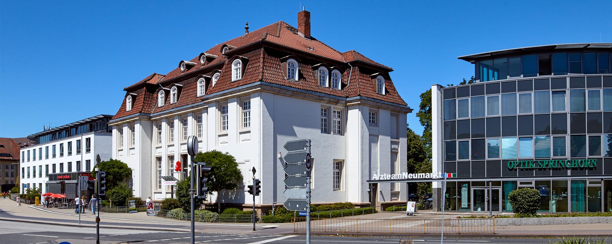 Celle / ÄrzteamNeumarkt – Ärztehaus