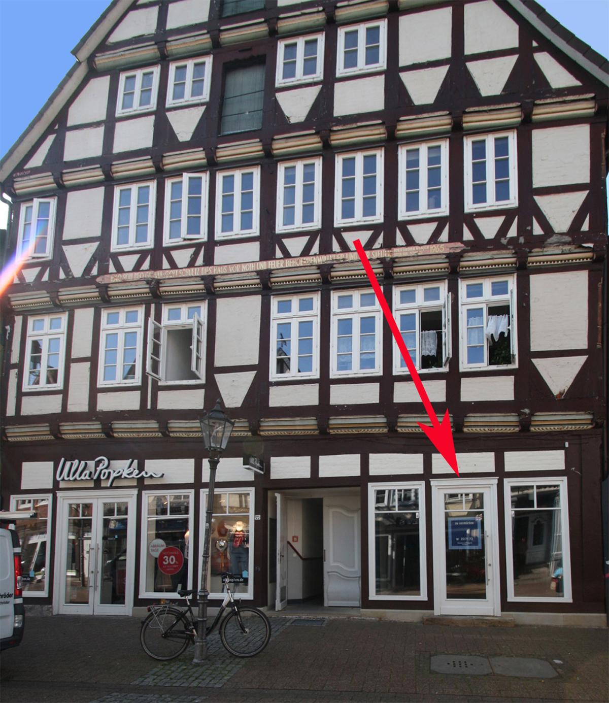 Nettes, kleines Ladengeschäft in TOP-Innenstadtlage von Celle