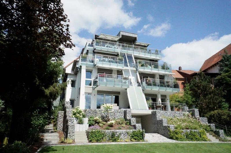 Luxuriöse Penthouse-Wohnung in bester Lage von Celle